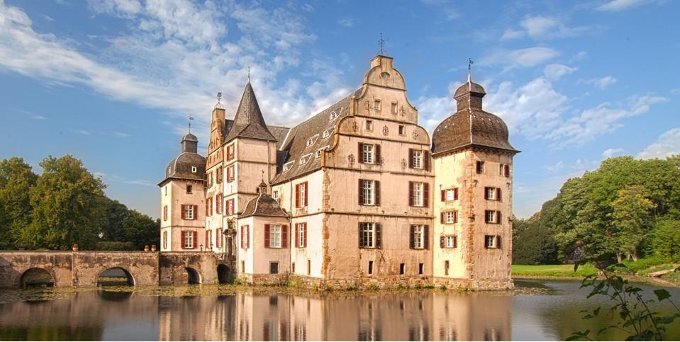 Gartenflair Schloss Bodelschwingh