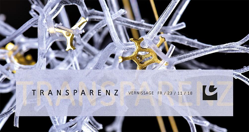 """Einladung zur Vernissage """"Transparenz"""""""